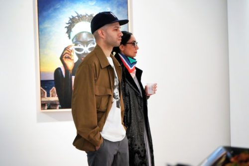 photos by Stella Magloire 167 500x334 - Event Recap: Art Now After Hours Season One Launch @artnowafterhours #artnownyc