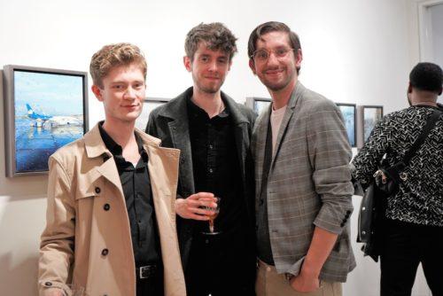 photos by Stella Magloire 173 500x334 - Event Recap: Art Now After Hours Season One Launch @artnowafterhours #artnownyc