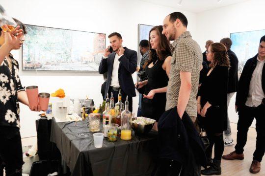 photos by Stella Magloire 186 2 540x360 - Event Recap: Art Now After Hours Season One Launch @artnowafterhours #artnownyc