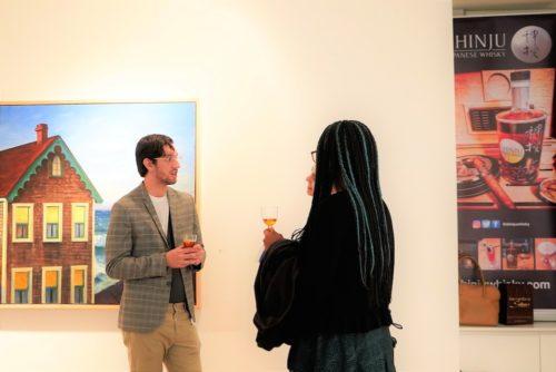 photos by Stella Magloire 22 500x334 - Event Recap: Art Now After Hours Season One Launch @artnowafterhours #artnownyc