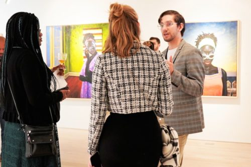 photos by Stella Magloire 24 500x334 - Event Recap: Art Now After Hours Season One Launch @artnowafterhours #artnownyc