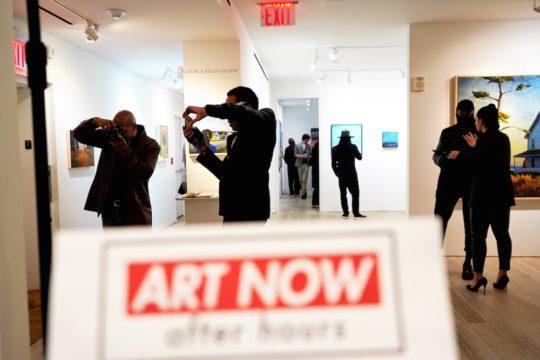 photos by Stella Magloire 278 2 540x360 - Event Recap: Art Now After Hours Season One Launch @artnowafterhours #artnownyc