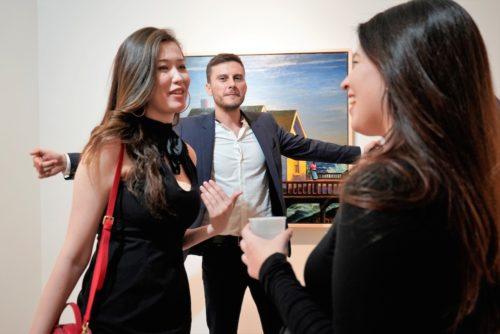 photos by Stella Magloire 282 1 500x334 - Event Recap: Art Now After Hours Season One Launch @artnowafterhours #artnownyc
