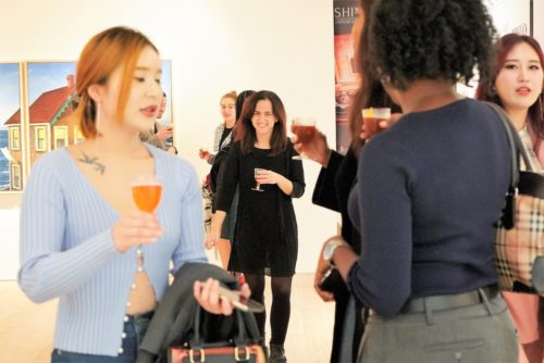 photos by Stella Magloire 34 500x334 - Event Recap: Art Now After Hours Season One Launch @artnowafterhours #artnownyc
