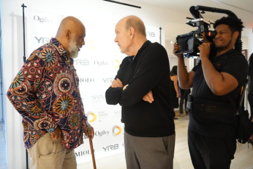 photos by Stella Magloire 49 2 500x334 - Event Recap: Danny Simmons Alone Together Private Reception at George Billis Gallery @ogilvy @rush_art @miolowinegroup_ #ShinjuWhisky #AloneTogether