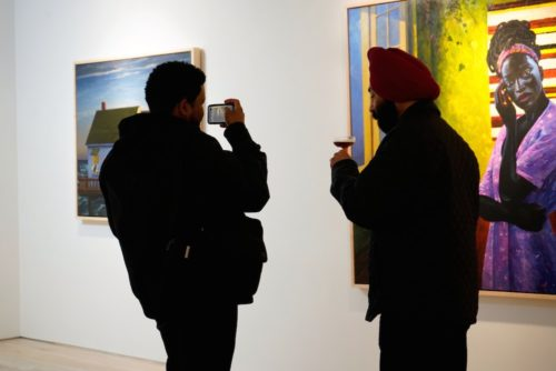 photos by Stella Magloire 70 500x334 - Event Recap: Art Now After Hours Season One Launch @artnowafterhours #artnownyc