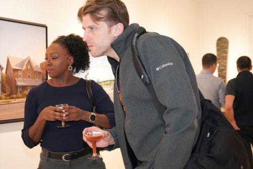 photos by Stella Magloire 91 500x334 - Event Recap: Art Now After Hours Season One Launch @artnowafterhours #artnownyc