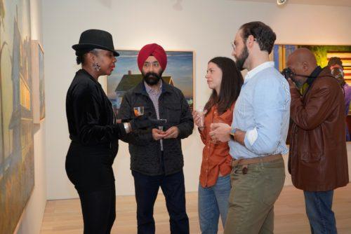 photos by Stella Magloire 95 500x334 - Event Recap: Art Now After Hours Season One Launch @artnowafterhours #artnownyc