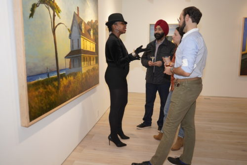 photos by Stella Magloire 99 3 500x334 - Event Recap: Art Now After Hours Season One Launch @artnowafterhours #artnownyc