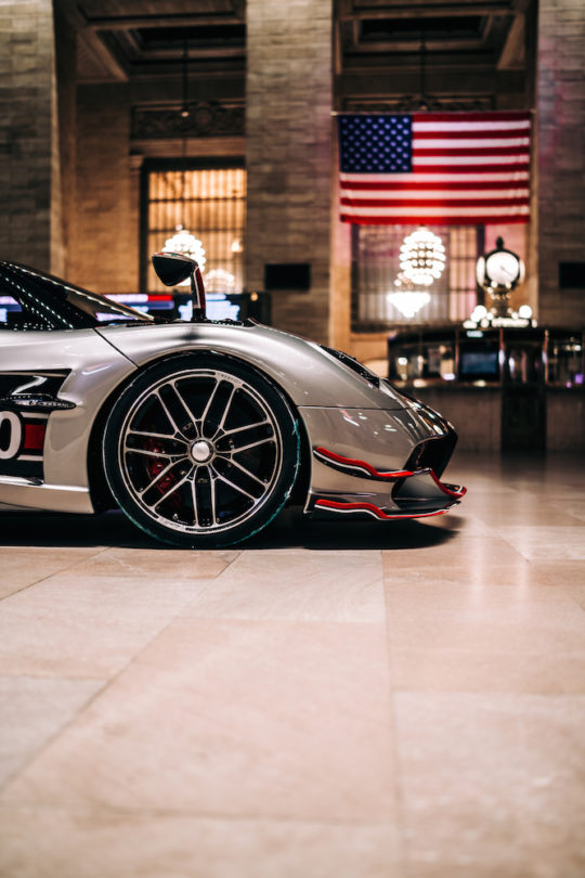 2020 Pagani Huayra Roadster BC 540x810 - Pagani: The Story of a Dream exhibit in Grand Central Station November 4 - 8, 2019 @OfficialPagani @Pirelli #pagani #TheStoryofaDream #grandcentral