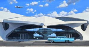 flight center 300x160 - Danny Heller - Birth of the Cool Exhibit November 5 – December 7, 2019 at George Billis Gallery @Danny_Heller