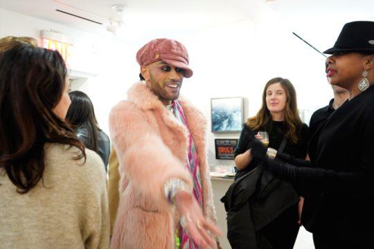 photo by Stella Magloire. 16 540x360 - Event Recap: Art Now After Hours Episode 2 @artnowafterhours #artnownyc