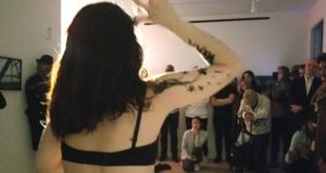 photos by Stella Magloire 21 300x160 - Event Recap: Art Now After Hours Episode 2 @artnowafterhours #artnownyc