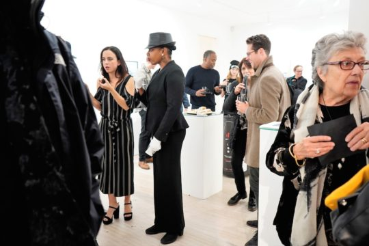 photos by Stella Maglore 24 2 540x360 - Event Recap: Karen Woods …Going Opening Reception at George Billis Gallery