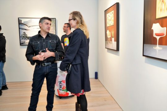 photos by Stella Maglore 56 540x360 - Event Recap: Karen Woods …Going Opening Reception at George Billis Gallery