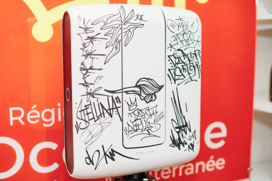 DSC 0206 540x360 - Event Recap: Stellina and Stellin'art by Vaonis @Vaonis_fr #stellinart #stellina