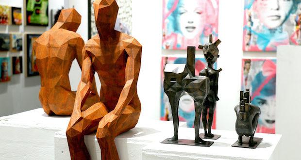 EUROPEAN DESIGN ART Philippe Timmermans 620x330 - Event Recap: Spectrum Miami and Red Dot Miami 2019 @reddotmiamiart @SpectrumMiami #MiamiArtWeek