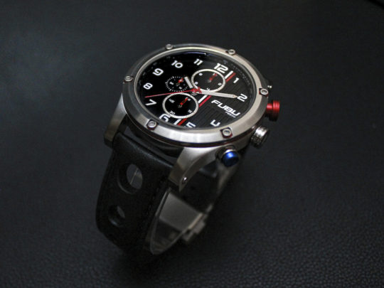 FB500 540x405 - #StyleWatch: FUBU Watches @FBTHECOLLECTION #fubuwatches #fubu
