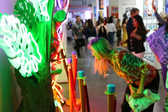 Ilan Neuwirth Pop Art 540x360 - Event Recap: Spectrum Miami and Red Dot Miami 2019 @reddotmiamiart @SpectrumMiami #MiamiArtWeek