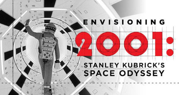 2001 logo 620x330 - Envisioning 2001: Stanley Kubrick's Space Odyssey January 18–July 19, 2020 @MovingImageNYC #2001ASpaceOdyssey