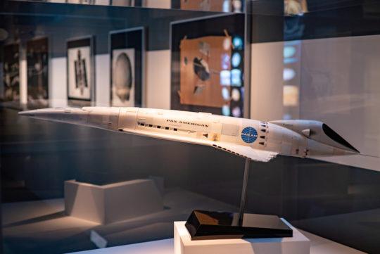 MOMI Kubrick2020 07367 540x361 - Envisioning 2001: Stanley Kubrick's Space Odyssey January 18–July 19, 2020 @MovingImageNYC #2001ASpaceOdyssey