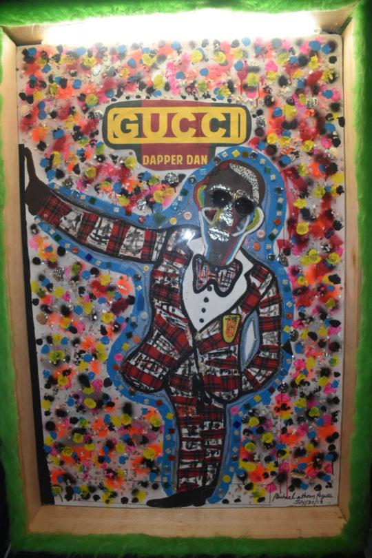 7B797FB3 B83E 40DA AC48 9EB601A32530 540x810 - Event Recap: Art Now After Hours Giant Steps celebration and exhibition at Casa de Montecristo @shinjuwhisky #artnowafterhours