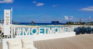 IMG 74193 copy 300x160 - Moët & Chandon and Norwegian Cruise Line debut new luxury Ice Bar experience in the Bahamas. @MoetUSA @CruiseNorwegian