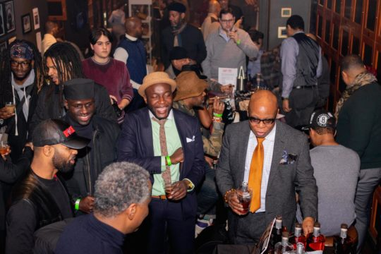 IMG 7824 540x360 - Event Recap: Art Now After Hours Giant Steps celebration and exhibition at Casa de Montecristo @shinjuwhisky #artnowafterhours