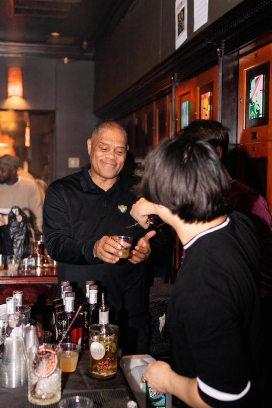 IMG 7939 540x810 - Event Recap: Art Now After Hours Giant Steps celebration and exhibition at Casa de Montecristo @shinjuwhisky #artnowafterhours