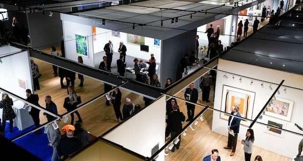 artshow 620x330 - Event Recap: The 32nd annual The Art Show Gala Preview @The_ADAA #TheArtShow