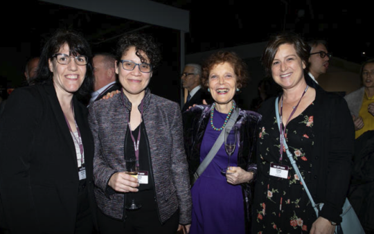 as3 1 540x338 - Event Recap: The 32nd annual The Art Show Gala Preview @The_ADAA #TheArtShow