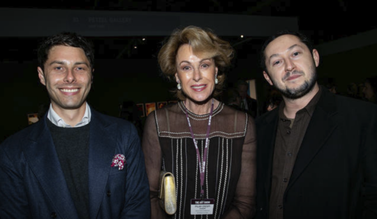 as5 540x314 - Event Recap: The 32nd annual The Art Show Gala Preview @The_ADAA #TheArtShow
