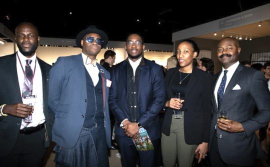 as9 540x334 - Event Recap: The 32nd annual The Art Show Gala Preview @The_ADAA #TheArtShow