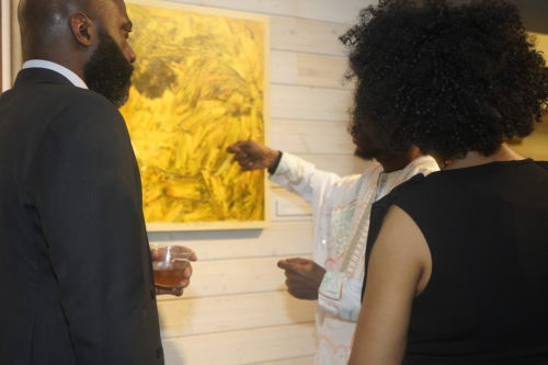 photos by Stella Magloire 127 500x333 - Event Recap: African Americans and The Vote Exhibition