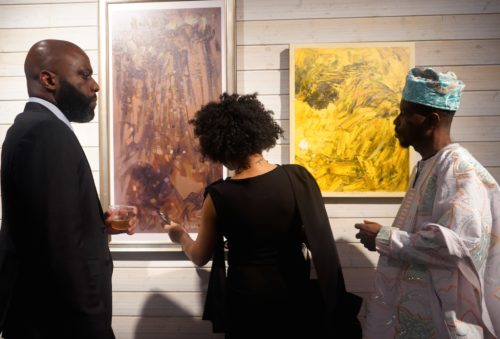 photos by Stella Magloire 128 500x339 - Event Recap: African Americans and The Vote Exhibition
