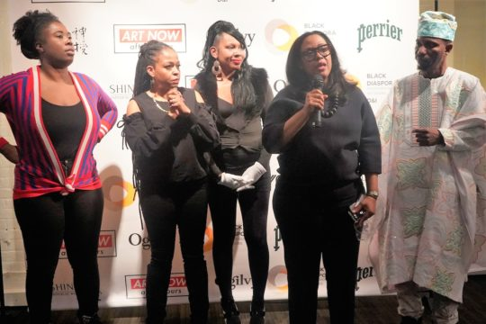 photos by Stella Magloire 67 540x360 - Event Recap: African Americans and The Vote Exhibition