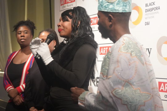photos by Stella Magloire 70 540x360 - Event Recap: African Americans and The Vote Exhibition
