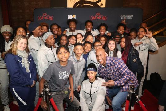 sm1 540x360 - Event Recap: A Kid From Coney Island, documentary on the life of Stephon Marbury premiere at Brooklyn Academy of Music @StarburyMarbury @1091media