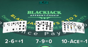 blackjack counting 300x160 - Blackjack card counting: How does it work and can it be used at online casinos?