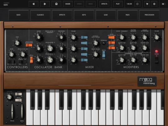 Full 540x405 - Moog Music's Free Synthesizer App Reaches Over One Million Downloads @moogmusicinc #moog