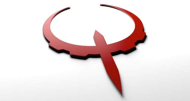 quake logo g 620x330 - John Carmack and American Mcgee reflect on the making of Quake and how NIN helped define the modern video game soundtrack