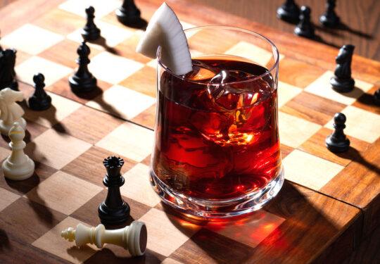 The Grandmaster 540x375 - Hennessy presents Chess Tournament with @RZA @GZA @MauriceAshley vs. @chesscom @iamBrandonTV @NateHillTV on @Twitch
