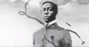 Eugene Bullard 300x160 - Honoring Eugene Bullard (October 9,  1894 - October 13 1961) The first African-American fighter pilot