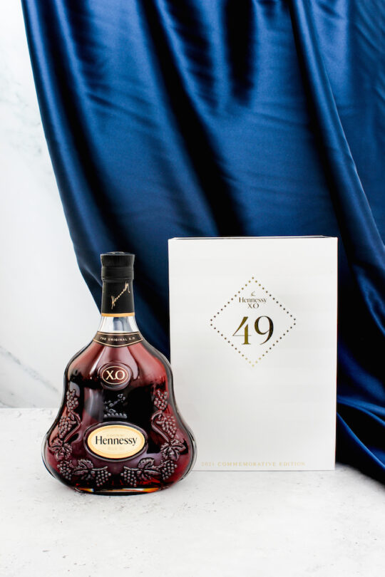Hennessy X.O 49 Commemorative Set 10 540x810 - Hennessy Debuts Commemorative Cocktail Set to Honor  49th VP and the Advancements of Trailblazing Women