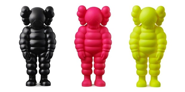 KAWS to Release New 'WHAT PARTY CHUM Figures - KAWS: WHAT PARTY February 26–September 5, 2021 at @Brooklynmuseum