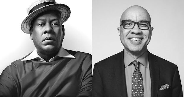 unnamed 620x330 - André Leon Talley and Darren Walker at Museum of Arts & Design @madmuseum