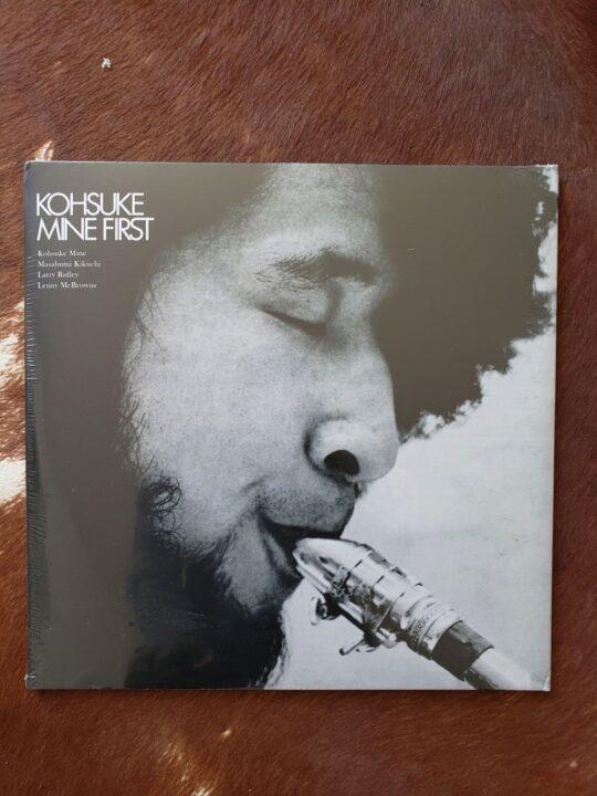 20210423 133031 540x720 - Kohsuke Mine (J Jazz Masterclass Series) First #vinylbase