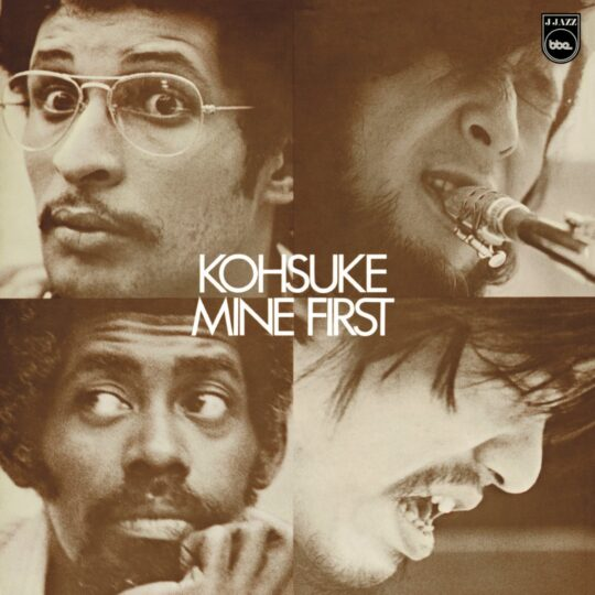 a3773060554 10 540x540 - Kohsuke Mine (J Jazz Masterclass Series) First #vinylbase
