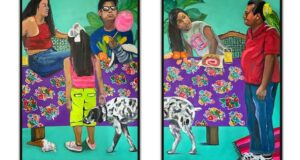 lowres 300x160 - Jessica Alazraki - La Familia Exhibition  May 5 - 22, 2021 at Black Wall Street Gallery NYC