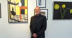 0 Don Hershman 300x160 - Event Recap:  Victor Arimondi Retrospective Tribute 'Donald and Victor: Under The Influence' With Artist Don Hershman At Salomon Arts Gallery @lawlormedia